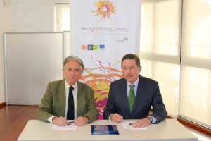 Firma acuerdo Montymarq Consejo Regulador Málaga