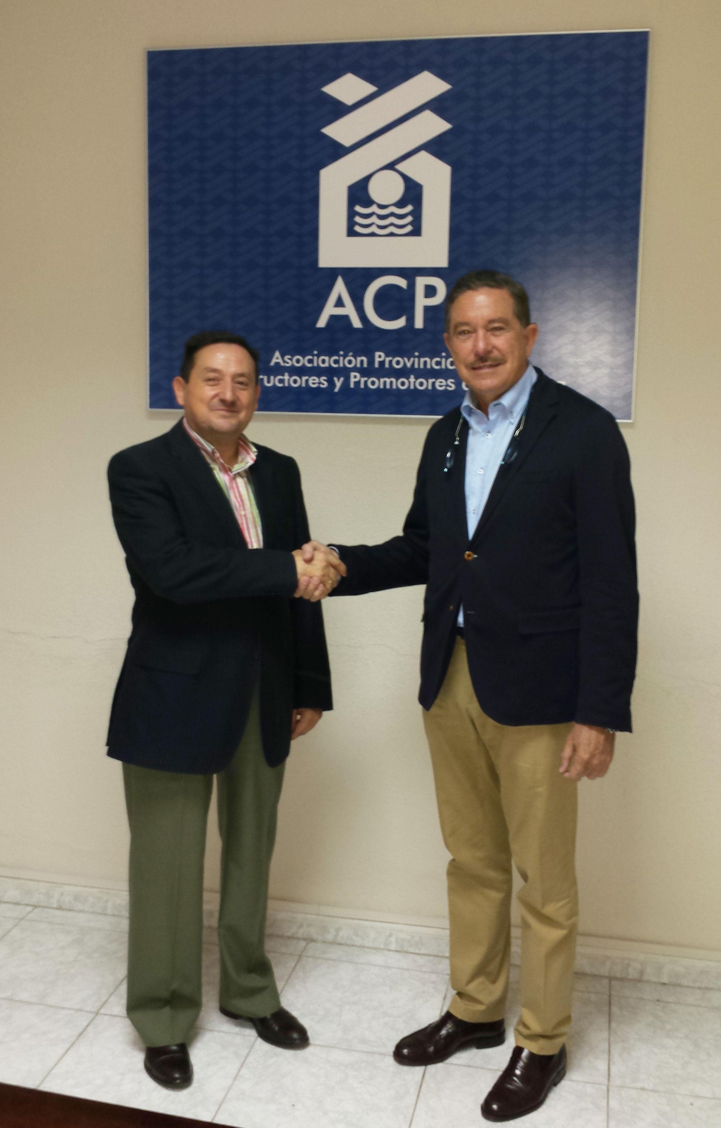 Firma acuerdo entre ACP y Montymarq